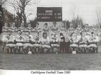 Junior B Football County Champions 1989
