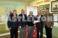 Munster Council Grant to Castlelyons on 12.1.15