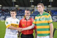 Eoin Barry - U21 Goalie