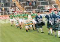 Who were the Mascots - 1988 Champions