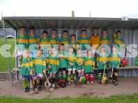 The Kearney O'Loughlin U8 blitz