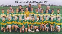 U12 Football Team 1989