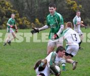 Colm Barry - St Colmans Football