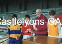 Ciarán McGann Féile Skills Champion 1994