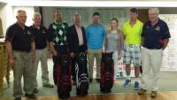 2015 Golf Classic winners