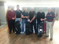 Fr.O Neills GAA Golf Classic winners 2014