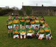 U12 Team v Fermoy 8th March 2014