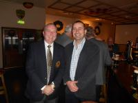 St Michaels and Blackrock Chairman at the 50th Anniversary Of The 1964/65 Minor Football County Champions
