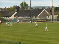 David O' Shea Penalty in the JAFC v Whites Cross 2014