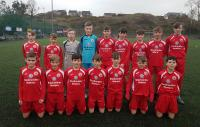 The Blackwater Motors sponsored Cork U12s who drew 2-2 with Waterford