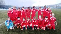 U12 Cork Tigers v Waterford (Friendly)