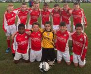 Watergrasshill United U12 Squad