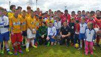 Cork Football For All Forum Blitz in Leeds