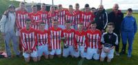 Castleview Umbro U15 Division 4 Champions