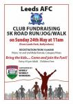 Leeds Fun Run Sun May 24