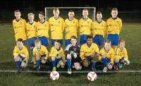 Carrigaline United A U14 Squad 2014/15