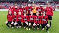 Mallow United U16 Cup Runners Up