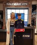 Congrats to Jack Cunningham (Douglas Hall) the CSL Skechers U14 November Player of the Month