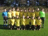 Corinthian Boys U15A Squad 2014/15
