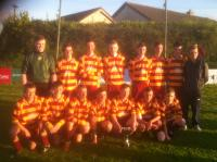 Tramore Athletic U16 John Cooke Cup Winners