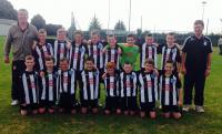 St. Mary's U12P Squad