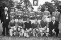 Wembley U15 Evans Cup Winners 1963/64