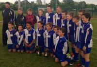 Corinthian Boys Umbro U12 Premier Champions and Cup Winners