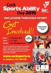 Sports Ability Day Apr 18 Mardyke Arena