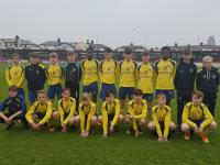 Douglas Hall CSL Oriel House Hotel U13 Cup Runners Up
