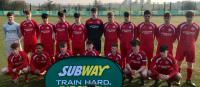 The Joma/Sportsgear Direct sponsored Cork U16s - SFAI Subway Championship All Ireland Winners