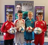 Launch of Joma/SportsGear Direct Sponsorship deal with the CSL