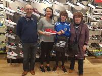 Josh McCarthy (Crosshaven) - Skechers CSL U14 Player of the Month for December