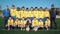Carrigaline United U14 Premier Squad 2014/15