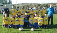 Carrigaline Hibernians U12 Squad 2014/15