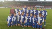 Corinthian Boys U12 Cup Winners
