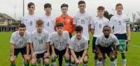 Ireland U15 v Poland - second game including Adam O'Reilly