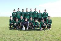 Mayfield United U14 Squad 2014/15