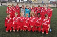 The Blackwater Motors sponsored Cork Athletic U12s who played Cork United U12s in Blarney at 5pm Sun Feb 11