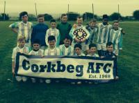 Corkbeg Umbro U12 Division 3 Champions