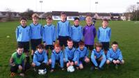 Avondale United U12 team v Corinthian Boys A in U12 Skechers National Cup