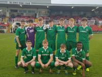 Greenwood CSL Joma/Sportsgear Direct U16 Cup Winners