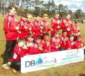 U12 Cork Lions - Winners of DB Sports / Coerver Cup