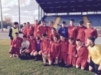 Cork U16 Squad - Munster Champions
