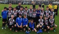 Best of luck to Midleton U13s in the SFAI Skechers National Cup Final today in Cobh at 2.00pm