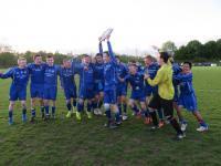 Everton Umbro U16 Division 2 Champions