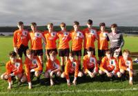 Innishvilla U16 Squad