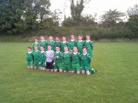 Killinardrish Coachford 2013/14