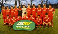 Congrats to the Joma/Sportsgear Direct sponsored Cork U16s who qualified for the All Ireland Final with a 2-0 win over Galway