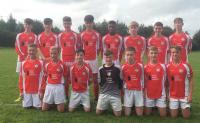Watergrasshill United U15 Squad