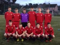 Cork U16 Squad v Waterford